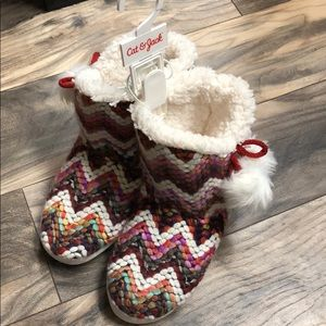 Cat & Jack kids slipper boots